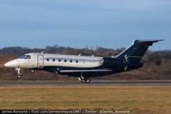 G-RORA | Embraer Legacy 500 | Centreline Air Charter (james.ronayne) Tags: aviation aeroplane airplane plane aircraft jet biz bizjet business bizav vip corporate executive corpjet execjet luton ltn eggw canon 80d 100400mm raw cockpit grass sky grora embraer legacy 500 centreline air charter