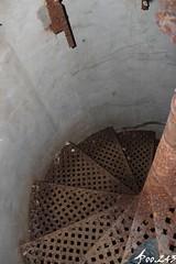 Escalier (Poo.243) Tags: fort drouot frouard 54 fortification sere rivieres 54000 grand couronne nancy france est meurthe moselle lorraine 1914 1915 1916 1917 1918 14 18 premiere guerre mondiale wwi first world war one erste erster ersten weltkrieg escalier stairs
