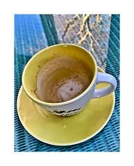 The very last drop! (john.methven) Tags: cup coffee closeup