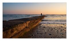 Le photographe (philturp) Tags: arsenré charentemaritime france fr de soleil ciel sunset sky mer sea coucherdesoleil océan eau