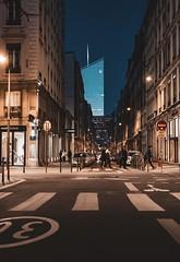 Lyon City Lights (Cité Loris) Tags: lights lumières colors couleurs rue street urbain urban city ville lyon fujifilmxt3
