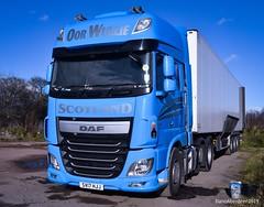DAF XF Euro 6 - Aberdeen Scotland - 24/03/2019 (DanoAberdeen) Tags: danoaberdeen danophotography transport truckfest 2019 daf dafxfeuro oorwullie customised truckers trucking lorry heavyhaulage sv17hjj euro6 dafxfeuro6 leylandtrucks aberdeen aberdeenscotland aberdeencity dcthomson sundaypost cartoon candid amateur nikond750 cartooncharacter daftrucks v12 v8 diesel scotland dvla