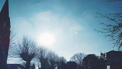#Landschaft (txchris86) Tags: landschaft landscape nature natur edited filter sunny sunshine daylight trees buildings skyandclouds frühling spring himmelundwolken wolken sonne church kirche sonnig sonnenschein