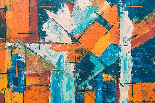 Обои краска, абстрактный, разводы, линии, пятна, разноцветный картинки на рабочий стол, фото скачать бесплатно