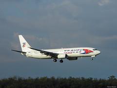 Travel Service | Boeing 737-86J | OM-GTF (Márton Botond) Tags: travelservice charter airplane comericalairplane plane aircraft boeing 737 737800 airport landing bud budapestairport budapest hungary europa panasoniclumixdmclz20
