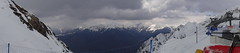 rosa-khutor_peak-pano_4 (ProSpeleo) Tags: rosa khutor alpine ski resort krasnodar krai russia aibga ridge western caucasus roza plateau krasnaya polyana роза хутор красная поляна пик горные лыжи ратрак панорама