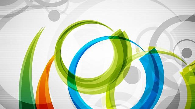 Обои круги, фон, разноцветный картинки на рабочий стол, фото скачать бесплатно