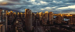 Gotham or Vancouver? (Ken Cheng Photography) Tags: gotham goldenhour
