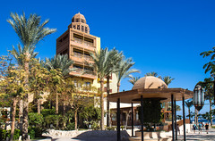 Red Sea vacation (werner boehm *) Tags: wernerboehm makadipalace hurghada architecture bluesky