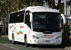 Kingstons Dandenong #87 (damoN475photos) Tags: kingston tours dandenong 87 iveco eurorider irizar century3500 metro train replacement art centre 2019