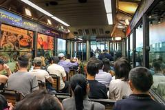Dans le Peak Tram (Seb & Jen) Tags: hongkong asia asie island peak tram