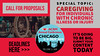 ACRM19 Call for Proposals SPECIAL TOPIC: Caregivers