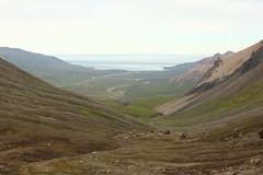 Borgarfjörður eystri (Freyja H.) Tags: iceland kækjuskörð borgarfjörður view pass landscape nature trek hike