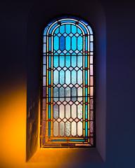 Game of Lights (lajosmarkus) Tags: game lights székesfehérvár hungary bory vár castle colorful window old architect architecture mosaic