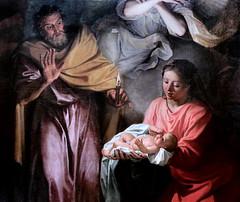 IMG_4208B Noël Coypel. 1628-1707. Paris. La Nativité. The Nativity 1668 Nancy Musée des Beaux Arts (jean louis mazieres) Tags: peintres peintures painting musée museum museo lafemmedanslapeintureeuropéenne thewomanineuropeanpainting