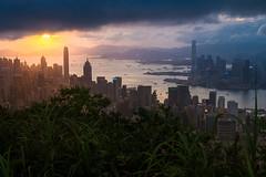 Jardine's Lookout, Hong Kong (Andy*Enero) Tags: hongkong asia china travel view city urban hiking art nature reservoir skyline sky coast island mountain citywalk