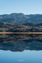 Reflections (Elliot Hyndman) Tags: mountain snowdon wales northwales mount snowdonia lake reservoir reflections sheep bike nature landscape nikon nikond7200 sigma art 24105 sigma24105