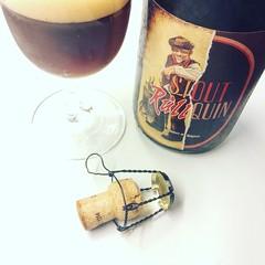 Stout Rüllquin (Bim Bom) Tags: beer craftbeer belgianbeer stout rülles tilquin