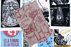 Los Fenómenos Son Naturales, Los Desastres Son Humanos (THERATKIDSCRU2019_) Tags: losfenómenossonnaturalelodesastresohumanos carpeta gráfica contemporanea mexicana silkscreen serigrafía grabado linoleo linocut carvin print printmaking printing artprint ecpm68 ciudaddeméxico méxico 19septiembre sialaesperanza fuerzaméxico 19smx shooting rkc