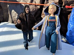What if he doesn't keep his end of the bargain? (Pablo Pacheco 85) Tags: doctorwho thedoctor ood jakegyllenhaal jaketruetype mattel hottoys jodiewhittaker characteroptionsltd