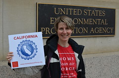 Moms Testify at EPA to Defend the Mercury & Air Toxics Standards