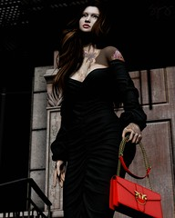 SoHo (Jangsungyoung Resident) Tags: second life fashion events addams doux ddl movement access vanity minimal