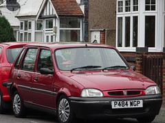 1997 Rover 100 Knightsbridge 1.1i SE (Neil's classics) Tags: vehicle 1997 rover 100 knightsbridge 11i se car