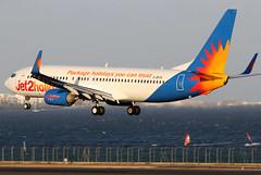 G-DRTA (GH@BHD) Tags: gdrta boeing 737 738 737800 b737 b738 ls exs jet2 jet2holidays ace gcrr arrecifeairport arrecife lanzarote aircraft aviation airliner