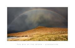 THe Eye of the Storm - Luskentyre (Ken Walker Photography) Tags: grass wind dunes rainbow storm darksky light sky moody scotland luskentyre landscape outerhebrides