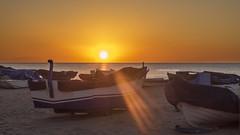 Amanecer del 09-04-2019. (José Francisco_(Fuen446)) Tags: amanecer sunrise sol sun playa beach losboliches fuengirola