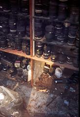 Optique 2000 (herbdolphy) Tags: analog analogique argentique pellicule 35mm pentax p30n kodak portra paris dusty filmisnotdead filmphotography film