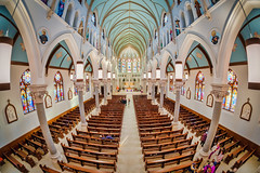 Basilica of Our Lady Immaculate (Richard Pilon) Tags: guelph church fujinon ontario fujixt3 basilicaofourladyimmaculate fujifilm architecture catholicchurch