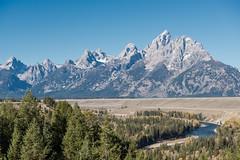 Grand Teton National Park (Maciek Lulko) Tags: usa usa2018 teton nationalpark nature landscape nikon nikond750 d750 maciejlulko wyoming grandteton grandtetonnationalpark nps nikkor2470 nikkor landscapes rockymountains west mountains range