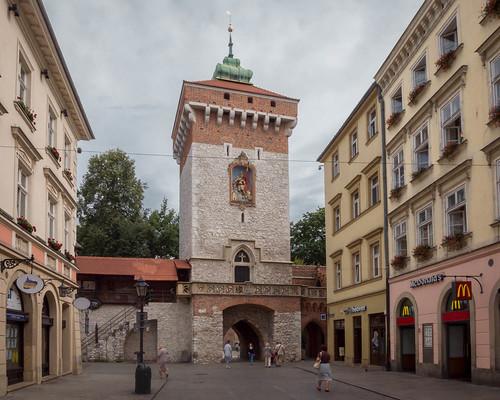 Krakau; Florianstor