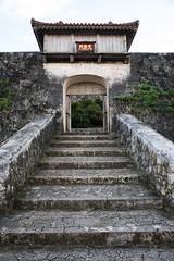 Nakagusu Castle (Peter Schneiter) Tags: traveljapan castle okiinawa nakagusu steps historic ancient fortress