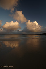 3KA12015a_C_2019-01-16 (Kernowfile) Tags: pentax cornwall cornish stives harbour cloudscape reflections water beach sand sky clouds coast pentaxforums
