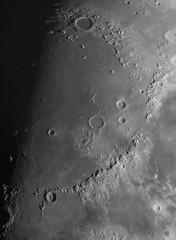 Lunar Alps, Caucasus and Apenines (ukmjk) Tags: lunaralps caucasusandappenines appenines caucasus alps lunar nikon d500 tc14e2 tc14e orion omc140 staffordshire stoke