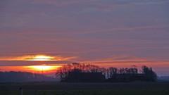 Bonnenpolder (kees torn) Tags: hoekvanholland bonnenpolder zonsopkomst boerderij staalduinsebos