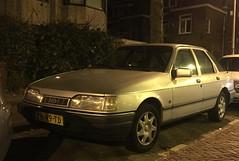 1991 Ford Sierra hatchback 2.0i CL (rvandermaar) Tags: 1991 ford sierra hatchback 20i cl fordsierra sidecode4 zr49td