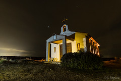 La nueva ermita (Yorch Seif) Tags: noche night nocturna nocturnal lightpainting longexposure largaexposicion estrellas stars d7500 tokina1116