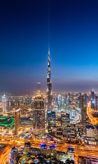 _DS20559 - Dubai Downtown skyline from the Index Tower rooftop (AlexDROP) Tags: 2019 dubai uae emirates arab twilight architecture art tower travel color cityscape skyline nikond750 tamronaf1735mmf284diosda037 best iconic famous mustsee picturesque postcard bluehour wideangle