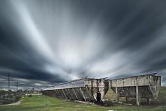 Sturm (uwe1904) Tags: architektur cityfotos deutschland gebäude himmel industriekultur langzeitbelichtung pentaxk1 ruhrpott stadtlandschaft uwerudowitz wetter wolken gelsenkirchen nrw d