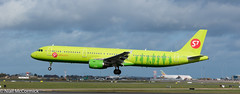 VQ-BQH S7 - Siberia Airlines Airbus A321-211 (Niall McCormick) Tags: dublin airport eidw aircraft airliner dub aviation vqbqh s7 siberia airlines airbus a321211
