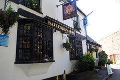 Wattenden Arms (zawtowers) Tags: london loop section 5 five hamseygreentocoulsdonsouth walk amble stroll walking exploring outer suburbs green spaces sunday 24th march 2019 warm dry sunny afternoon blue skies sunshine wattenden arms pub boozer local public house war memorabilia