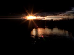 Winters last light..... (Paul McF-Photography) Tags: mobiography scotland landscape sunset lightshadow amateurphotographer winter shotoniphone shotoniphonexsmax