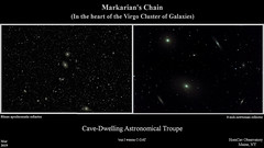 MarkariansChain_Composite_March2019_HomCavObservatory_ReSizedDown2HD (homcavobservatory) Tags: homcav observatory markarians chain virgo coma galaxy cluster m84 m86 m87 ngc 4402 4488 ed80tcf 80mm f6 orion apochromatic refractor 8inch f7 criterion newtonian reflector losmandy g11 mount gemini 2 control system autoguided celestron shorttube zwo asi290mc apt phd2 astronomy astrophotography televue