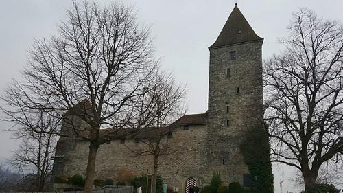 Schloss Rapperswil / Rapperswil Castle / Замък Раперсвил
