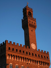 Firenze, Palazzo vecchio (Les 3 couleurs) Tags: firenze florence italie italia italy tuscany toscana toscane moyenâge palazzovecchio