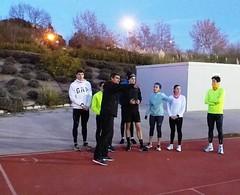 Pretemporada 2019. Resumen  entrenamientos  Team Clavería 07-13. 7