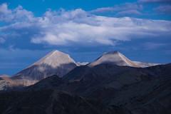 Мраморните гиганти Вихрен и Кутело, Пирин (sevdelinkata) Tags: sky landscape mountain peak pirin bulgaria